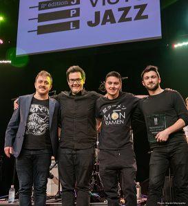 JPL Victo Jazz : Julien Fillion gagne le Volet compétition, Solarium le coup de coeur du public - une 2e édition qui soulève l'enthousiasme