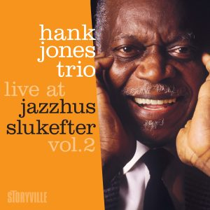 Hank Jones Trio - Live at Jazzhus Slukefter Vol. 2