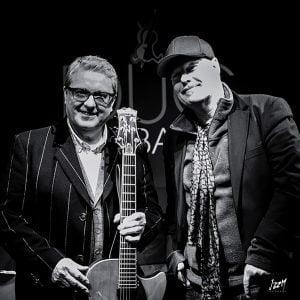 Entrevue croisée avec les guitaristes Martin Taylor et Ulf Wakenius par Jean-Pierre Alenda de Couleursjazz.fr