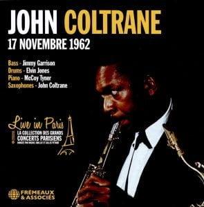 John Coltrane - 17novembre 1962 (Live in Paris)
